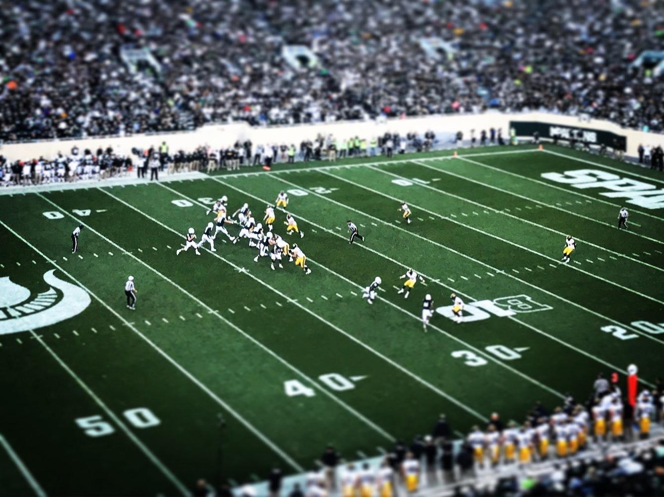 Football Field, Football Stadium, Football Fans, Football Season